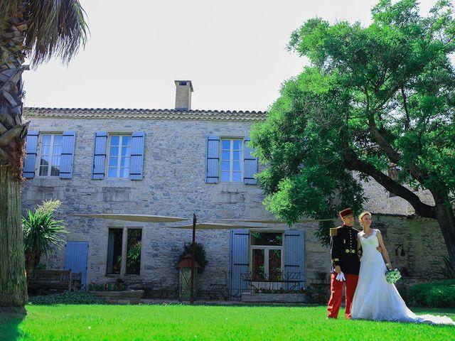 Le mariage de Maximilien et Yuliana à Nîmes, Gard 36