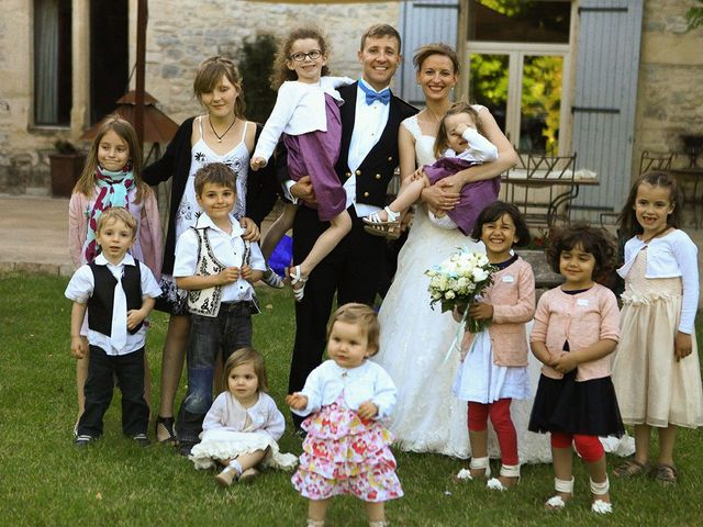 Le mariage de Maximilien et Yuliana à Nîmes, Gard 48