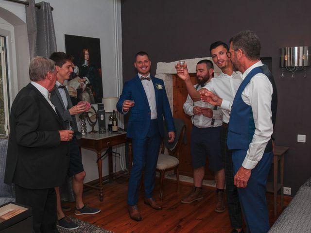 Le mariage de Benoit et Emilie à Bellegarde, Gard 46