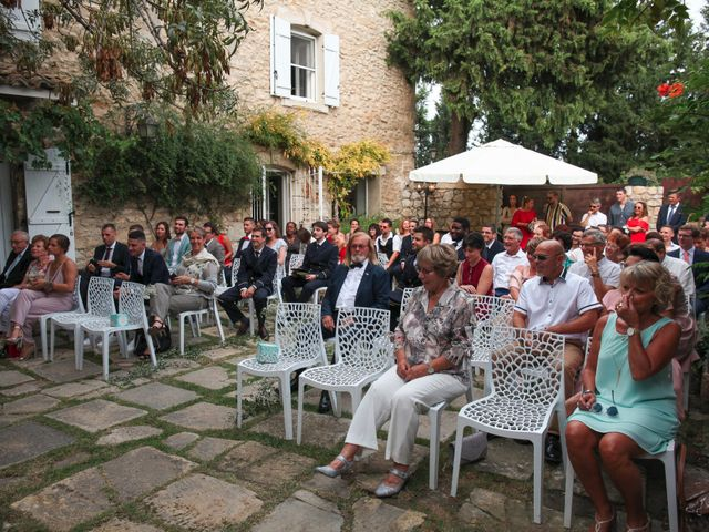 Le mariage de Benoit et Emilie à Bellegarde, Gard 62