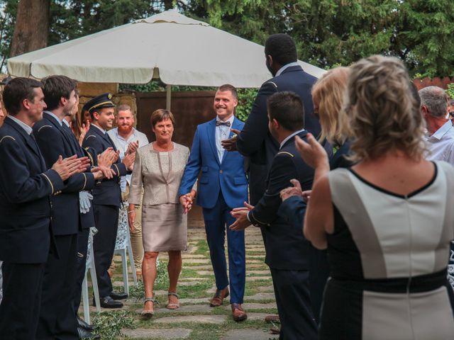 Le mariage de Benoit et Emilie à Bellegarde, Gard 66