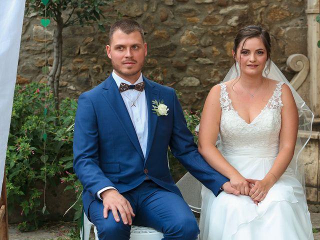 Le mariage de Benoit et Emilie à Bellegarde, Gard 71