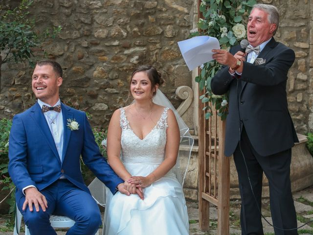 Le mariage de Benoit et Emilie à Bellegarde, Gard 72