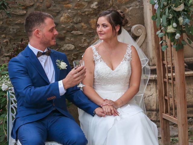 Le mariage de Benoit et Emilie à Bellegarde, Gard 84