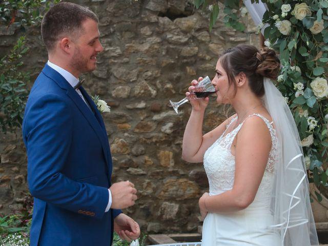 Le mariage de Benoit et Emilie à Bellegarde, Gard 86