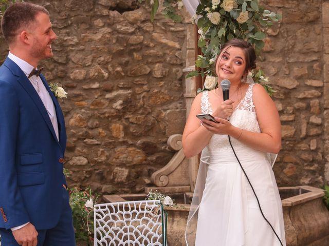Le mariage de Benoit et Emilie à Bellegarde, Gard 92