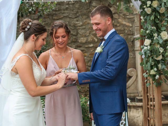 Le mariage de Benoit et Emilie à Bellegarde, Gard 112