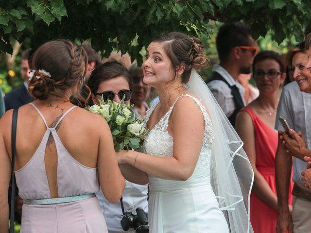 Le mariage de Benoit et Emilie à Bellegarde, Gard 123