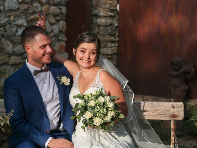Le mariage de Benoit et Emilie à Bellegarde, Gard 155