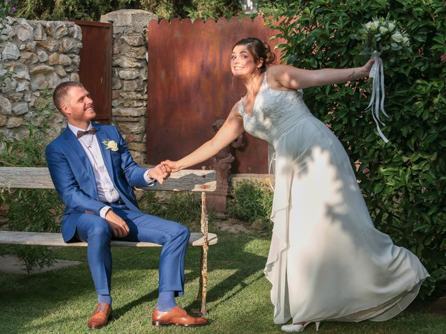 Le mariage de Benoit et Emilie à Bellegarde, Gard 158