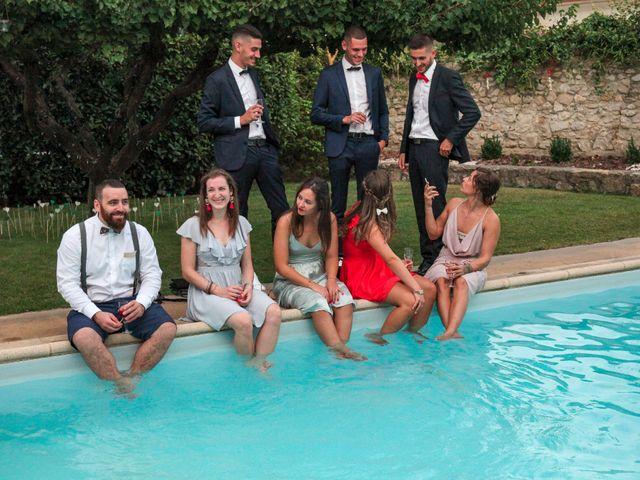 Le mariage de Benoit et Emilie à Bellegarde, Gard 175