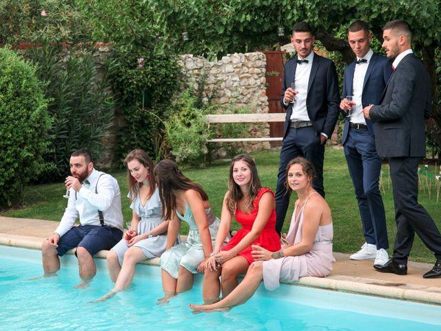 Le mariage de Benoit et Emilie à Bellegarde, Gard 177