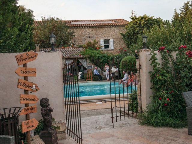 Le mariage de Benoit et Emilie à Bellegarde, Gard 179