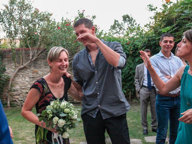 Le mariage de Benoit et Emilie à Bellegarde, Gard 186