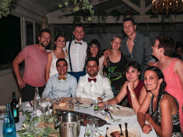 Le mariage de Benoit et Emilie à Bellegarde, Gard 220