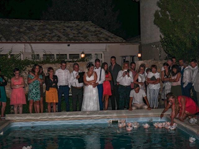 Le mariage de Benoit et Emilie à Bellegarde, Gard 227