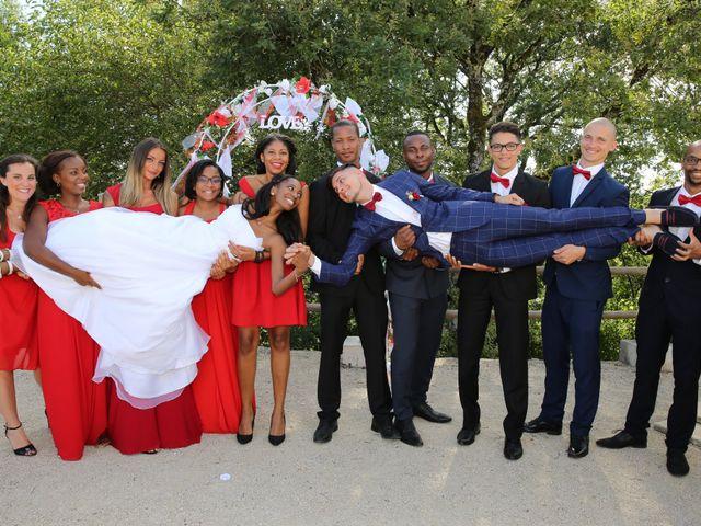Le mariage de Roger et Cassandra  à Nivolas-Vermelle, Isère 2