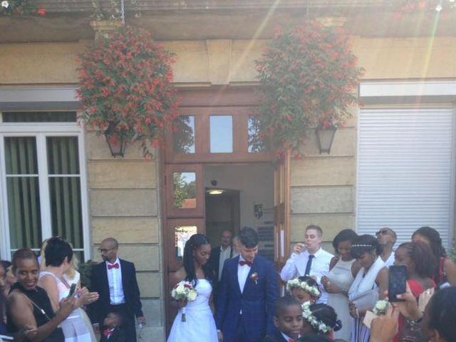 Le mariage de Roger et Cassandra  à Nivolas-Vermelle, Isère 9