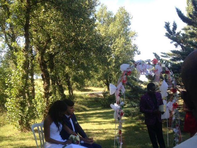 Le mariage de Roger et Cassandra  à Nivolas-Vermelle, Isère 11