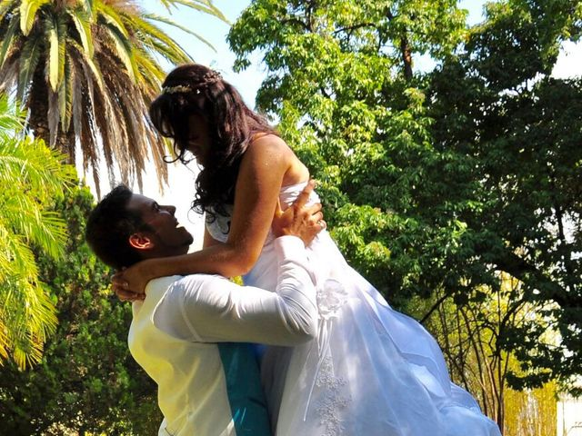 Le mariage de Silvain et Cynthia  à Toulon, Var 14