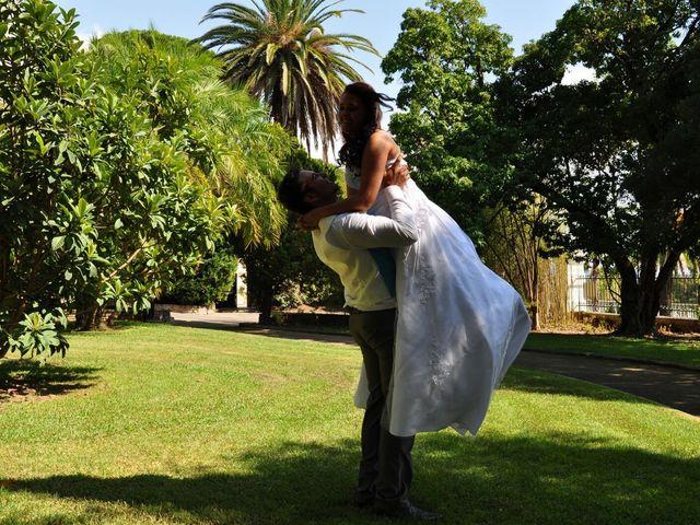Le mariage de Silvain et Cynthia  à Toulon, Var 15
