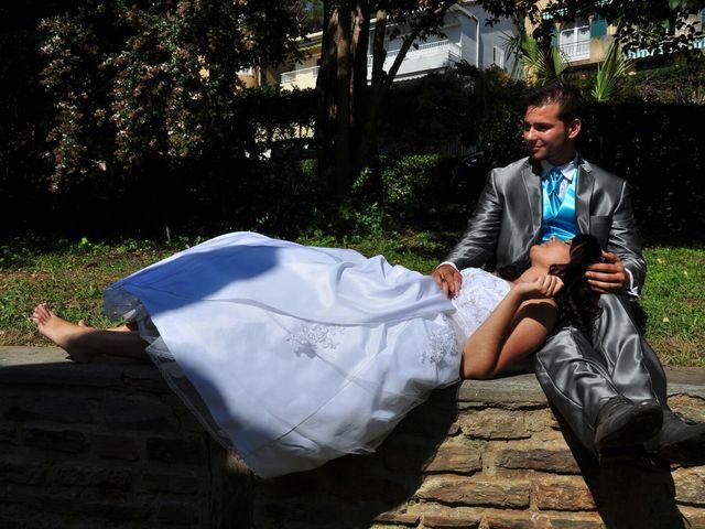 Le mariage de Silvain et Cynthia  à Toulon, Var 16