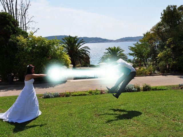 Le mariage de Silvain et Cynthia  à Toulon, Var 23