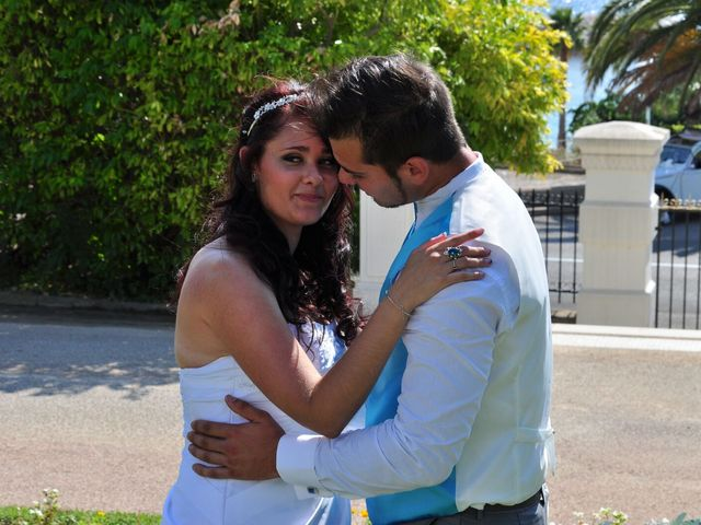Le mariage de Silvain et Cynthia  à Toulon, Var 24