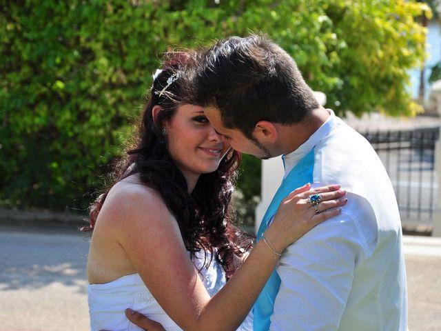 Le mariage de Silvain et Cynthia  à Toulon, Var 25