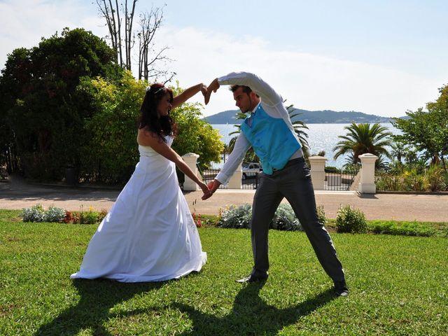 Le mariage de Silvain et Cynthia  à Toulon, Var 27