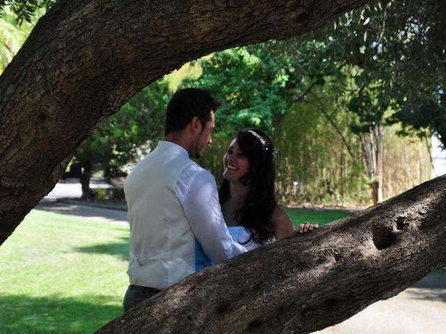 Le mariage de Silvain et Cynthia  à Toulon, Var 28