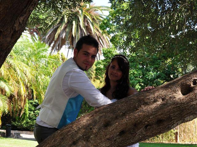 Le mariage de Silvain et Cynthia  à Toulon, Var 30