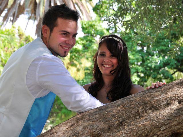 Le mariage de Silvain et Cynthia  à Toulon, Var 31