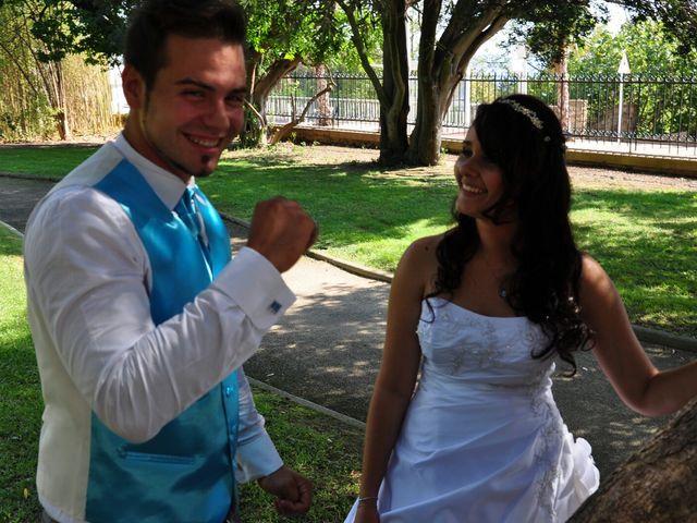 Le mariage de Silvain et Cynthia  à Toulon, Var 37