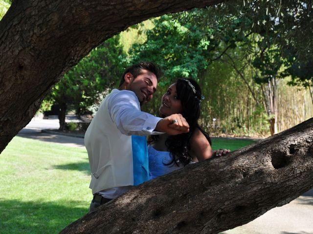 Le mariage de Silvain et Cynthia  à Toulon, Var 40