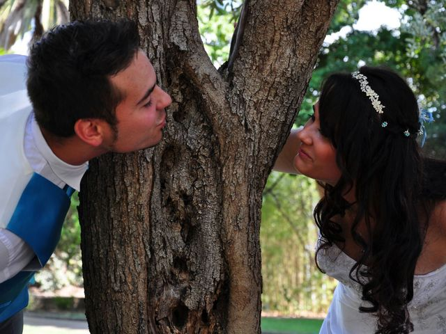 Le mariage de Silvain et Cynthia  à Toulon, Var 47