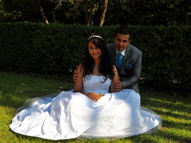 Le mariage de Silvain et Cynthia  à Toulon, Var 56