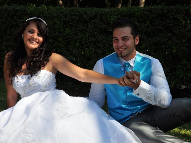 Le mariage de Silvain et Cynthia  à Toulon, Var 61