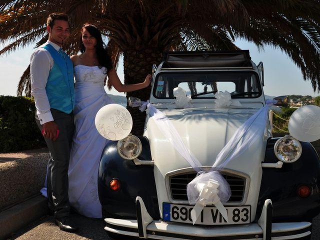 Le mariage de Silvain et Cynthia  à Toulon, Var 75
