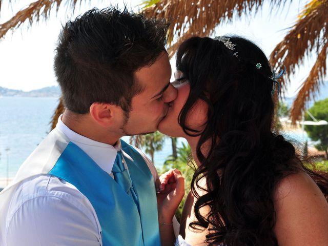 Le mariage de Silvain et Cynthia  à Toulon, Var 76