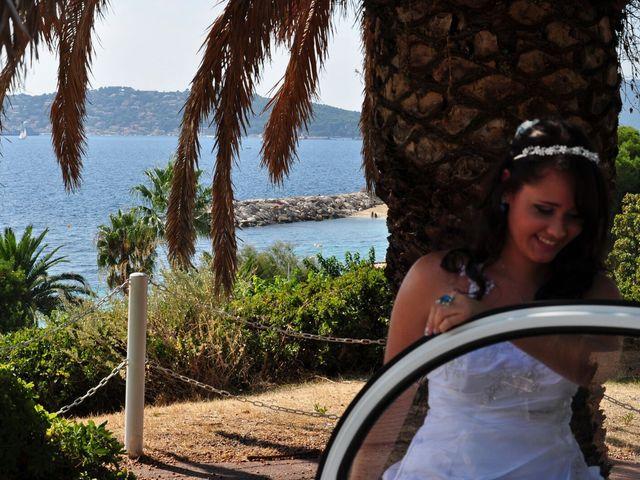 Le mariage de Silvain et Cynthia  à Toulon, Var 77