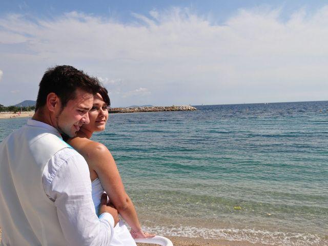 Le mariage de Silvain et Cynthia  à Toulon, Var 83
