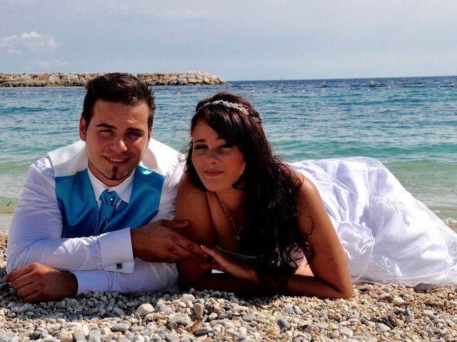 Le mariage de Silvain et Cynthia  à Toulon, Var 85