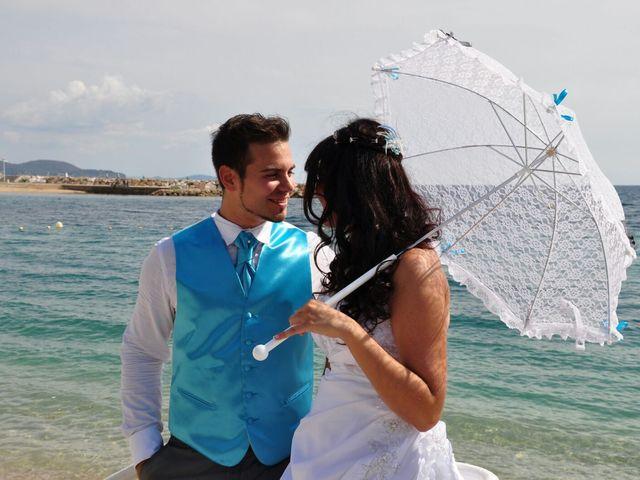 Le mariage de Silvain et Cynthia  à Toulon, Var 86
