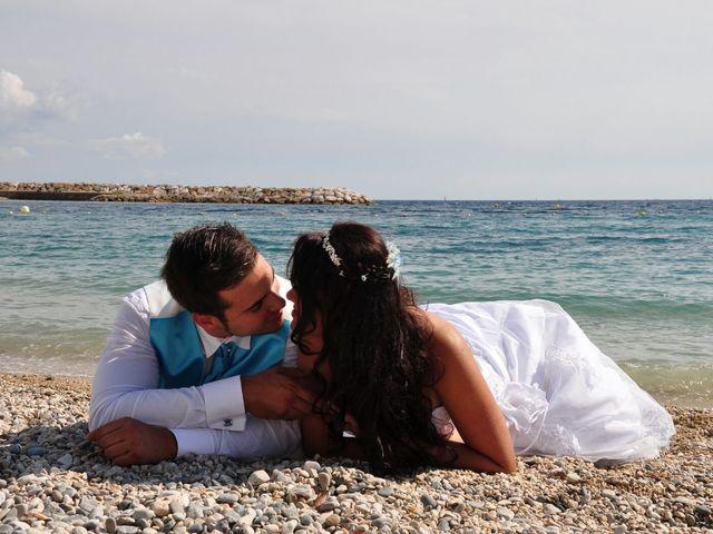Le mariage de Silvain et Cynthia  à Toulon, Var 88