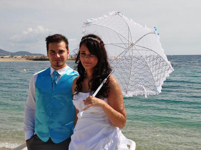 Le mariage de Silvain et Cynthia  à Toulon, Var 89