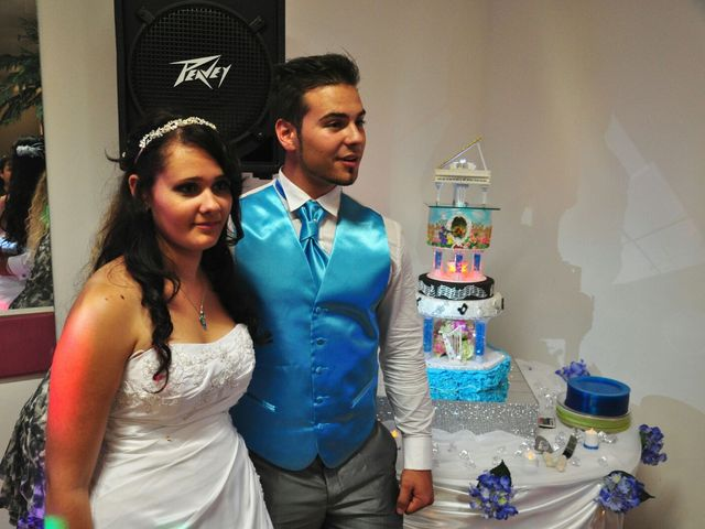 Le mariage de Silvain et Cynthia  à Toulon, Var 100