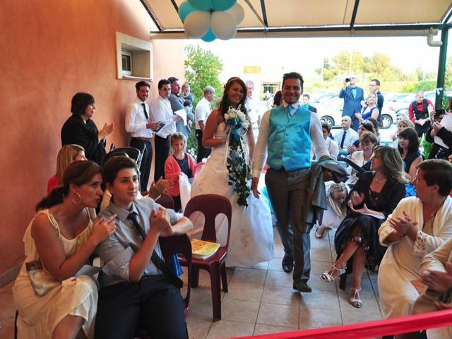 Le mariage de Silvain et Cynthia  à Toulon, Var 125