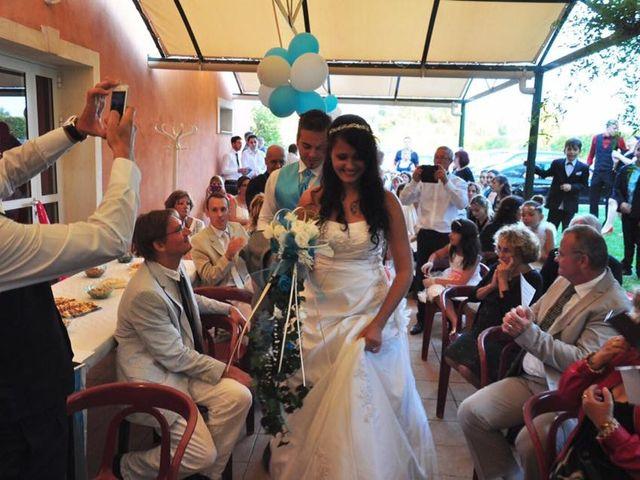 Le mariage de Silvain et Cynthia  à Toulon, Var 135