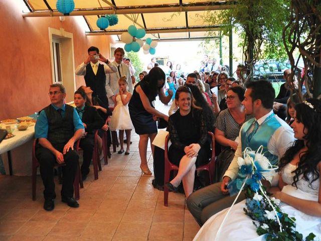 Le mariage de Silvain et Cynthia  à Toulon, Var 136